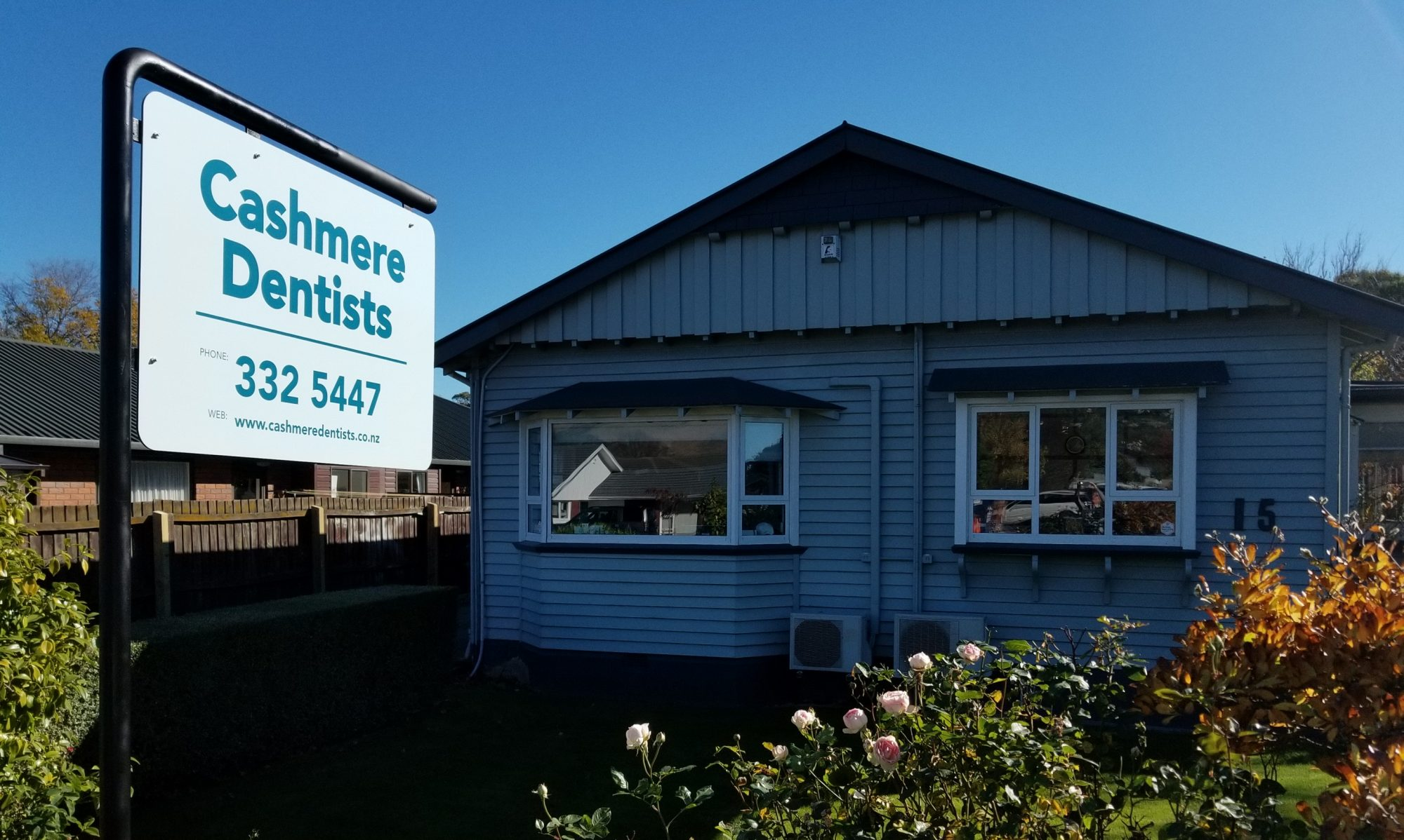 Cashmere Dentists - 15 Colombo St